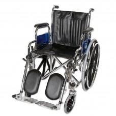 Кресло-коляска со съемными подножками (колеса MAG)