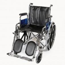 Кресло-коляска AMWC18RA-EL/E (колеса MAG)