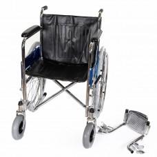 Кресло-коляска AMWC18RA-SF/E (колеса с пневматическими шинами)